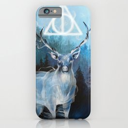 My Patronus is a Stag iPhone Case