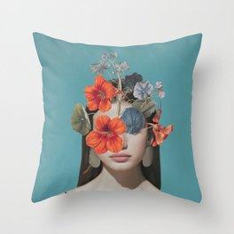 Hidden Beauty 3 Throw Pillow