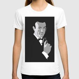 Sean Connery 007 T-shirt