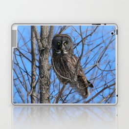 Who goes there Laptop & iPad Skin
