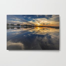 Cloud Art Metal Print