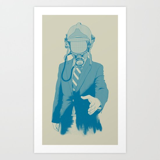 Come To Our Aid Art Print