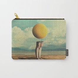 Lone Poker-Face Carry-All Pouch