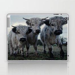 The Three Shaggy Cows Laptop & iPad Skin