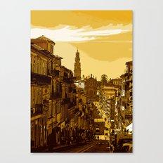 oporto Canvas Print
