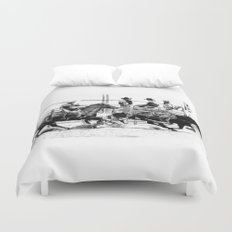 Taylorsville Rodeo Duvet Cover