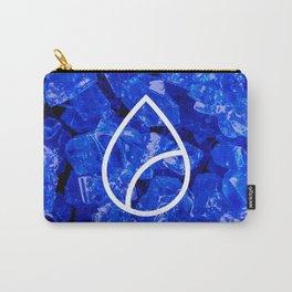 Lapis Lazuli Candy Gem Carry-All Pouch