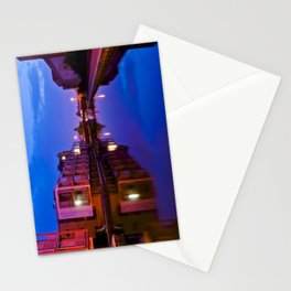 The swans silenced Stationery Cards