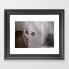 No. 18 - Triptych Framed Art Print