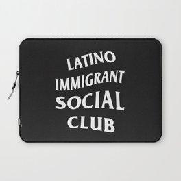 Latino Immigrant Social Club Laptop Sleeve