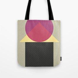 Cirkel is my friend V2 Tote Bag