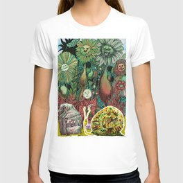 The case of The Wrong Feed On The Ol' Snail Trail... T-shirt