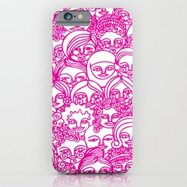 All The Girls iPhone Case