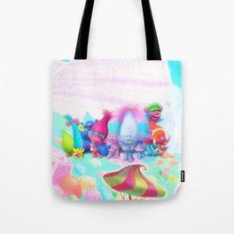 Trolls Tote Bag