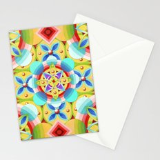 Cosmic Celtic Ombre Stationery Cards