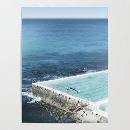 Bondi Icebergs 03 Poster