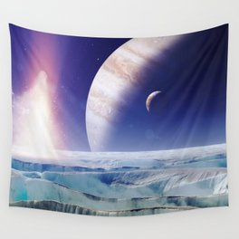 gAlaxY PLANET : Out of This World Wall Tapestry