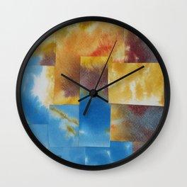 Amazing Storm Wall Clock