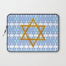 Happy Chanukah! Laptop Sleeve