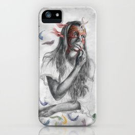 Float Away iPhone Case