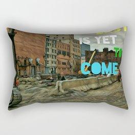 We Built this City! Rectangular Pillow