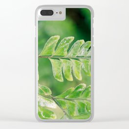 Branching off Clear iPhone Case