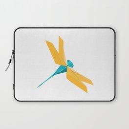 Origami Dragonfly Laptop Sleeve