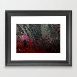 Disconnection Framed Art Print