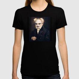 Black Metal Schopenhauer T-shirt