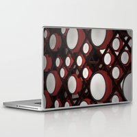 drums Laptop & iPad Skins featuring Light the Drums by bknyn
