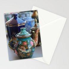 Tea Stationery Cards