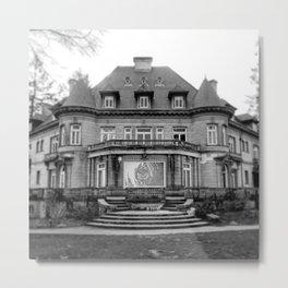 Pittock Mansion, Portland, OR Metal Print