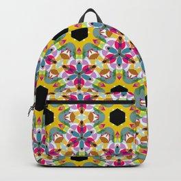 Yellow Apple Honeydew Backpack