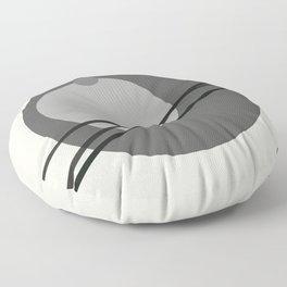 Juxtapose III Floor Pillow