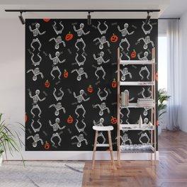 Halloween Dance Wall Mural