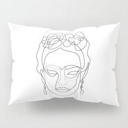 Frida Kahlo Pillow Sham