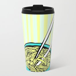 Cheesy Ramen Geo Soup Travel Mug