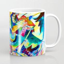 Wassily Kandinsky Improvisation Gorge Coffee Mug
