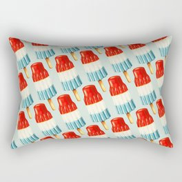 USA 4th of July Popsicle Pattern Rectangular Pillow
