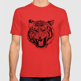 Timmy the Tiger T-shirt