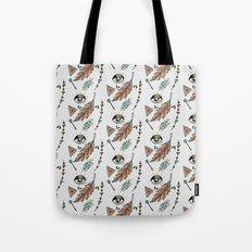 Eays Pattern Tote Bag