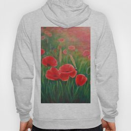 Poppy Meadow Hoody