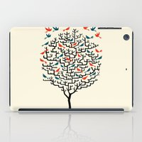 balance iPad Cases featuring Out On a Lark by Oliver Lake