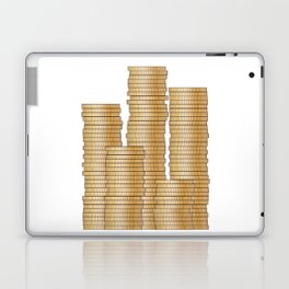 Pieces of Eight Laptop & iPad Skin