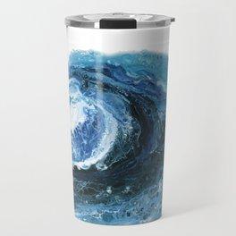 Breaking Wave Travel Mug