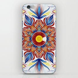 Colorado Mandala  iPhone Skin