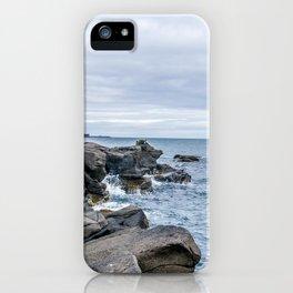 Icelandic Shore iPhone Case