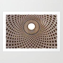 Mosta Art Print
