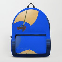 May's Speech To Despair and Treachery - shoes story Backpack