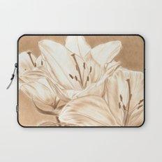 Lilies Laptop Sleeve